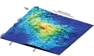 Gargantuan Volcano Lurking On The Pacific Floor