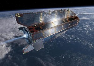 GOCE, The  Earth Monitoring Satellite De-Orbiting Soon