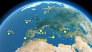 Internet Goes Underwater: Deep Sea Wireless Concept