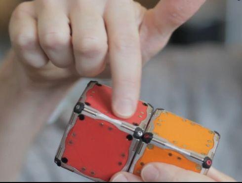 magnets on mblock