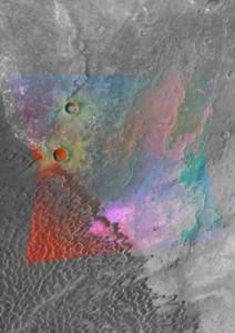 Mars Has Granitic Rocks: A Research
