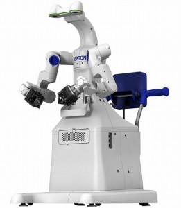 Epson's Dual Arm Robot, Amongst Hottest Trends In Industrial Robotics