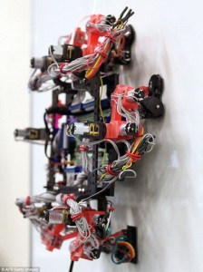 Rise Of The Lizard Bots: Gecko Robot Might Go For Spacewalk Soon