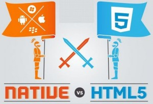 Native Apps versus HTML5 Based Apps: The War Goes On