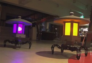Toro-Bots: The Movable Garden Lamps in Your Garden