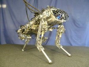 HyQ: The Most Versatile Quadruped Robot