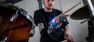 Robots Might Perform At Live Concerts: Prosthetic on the Sticks