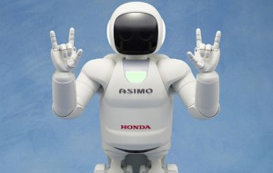 ASIMO the Next-Generation Humanoid: A Total Knockout