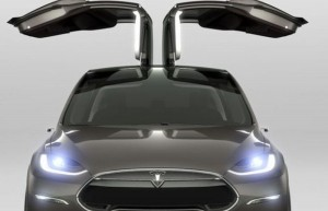 Tesla's Model X: Style and Functionality Combo Driving up the Research Budget