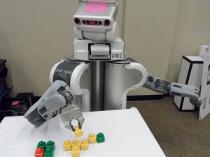 Online Interactive Visualizations: New Learning Tool for Robots