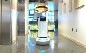 SaviOne the Butler Bot: Service Robot for Hospitality Industry