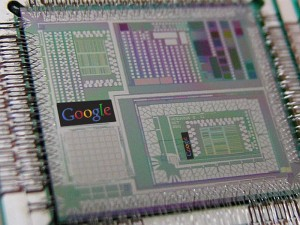 Google's First Quantum Computer: A Combination of D-Wave and Universal Gate-Model