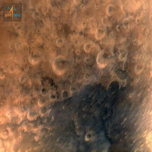 Mangalyaan beams back Images from Mars: India's First Successful Mission to the Red Planet