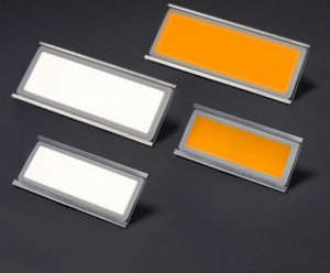 Lighting Sheets to replace Bulbs: OLED, the Next Generation Lights