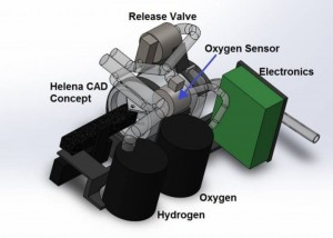 Helena device can create Oxygen on Red Planet: Global Contest for Mars One's First Unmanned Lander