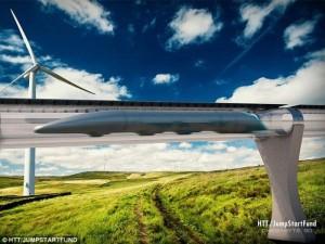 Hyperloop is crossing the threshold of a Pipe Dream: Elon Musk's 760mph Supertube