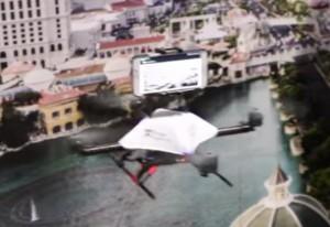 Smartphone driven Autonomous Drone: The Smart Copter
