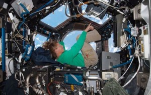 10 Images from Space Station Element Cupola: An Astronaut's Office within the ISS