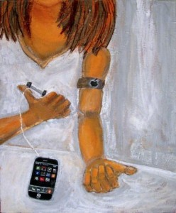 Separation from Cell Phone may cause Anxiety & Unpleasantness: Poor cognitive outcome
