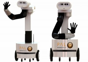 New Mobile Manipulator TIAGo: The Best Research Partner