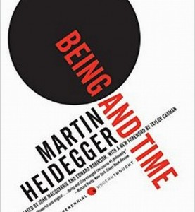 Book Review: Being and Time by Martin Heidegger