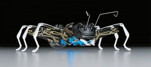 Biomimicry: Bionic Ants for future's factory workers