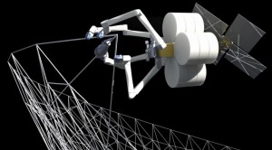 SpiderFab: The Self-Fabricating Space Systems