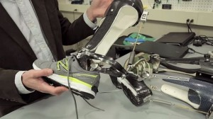 Ankle Exoskeleton for increasing Walking Efficiency: Better Gas Mileage for Humans
