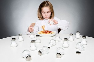 Higher intake of Salt delays Puberty Onset: Reproductive Health