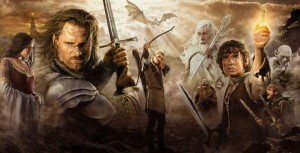 The Lord of the Rings as an Indian Mythology: Legends leading to Traditions