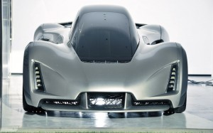 Automobile Manufacturing Platform: 3D Printed Supercar built from Unique Node System (w/ Video)