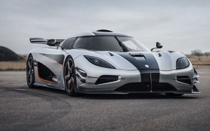 Koenigsegg One:1 creates new Speed Record: 0-300-0 kmh in just 17.95 seconds (w/ Video)