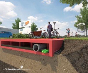 Green Future: PlasticRoads an Alternative to Tar and Asphalt road surfaces