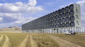 Air Capture Technology to Trap CO2: Carbon Engineering's Initiative for Green Earth