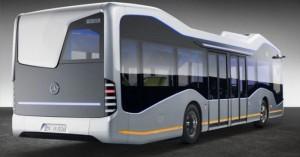 Mercedes-Benz unveils Driverless Bus: Future of Public Transport